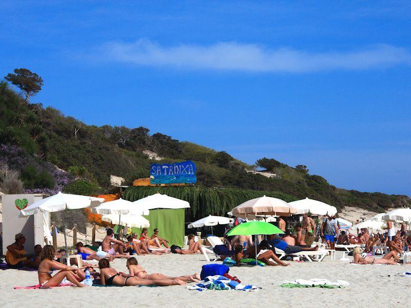 Beach Bar Sa Trinxa